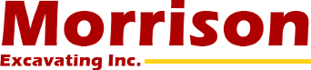 Morrison Excavating Inc. - Logo